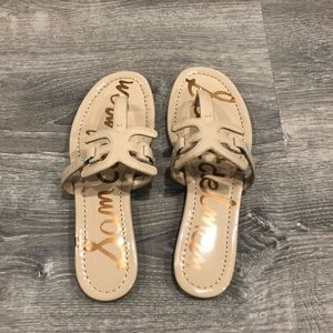 Brand New - nude Sam Edelman sandals